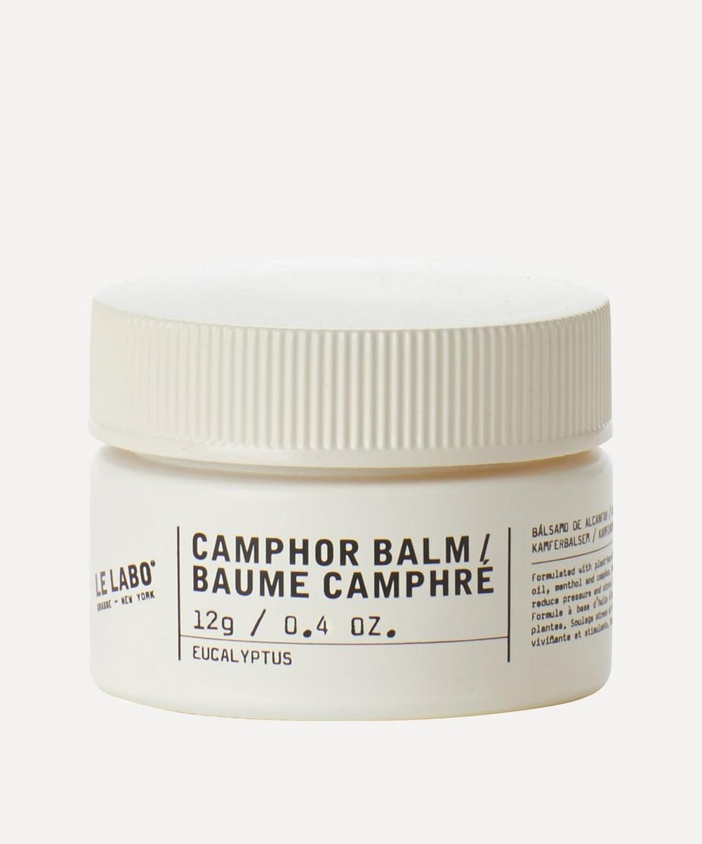 Camphor Balm 12g