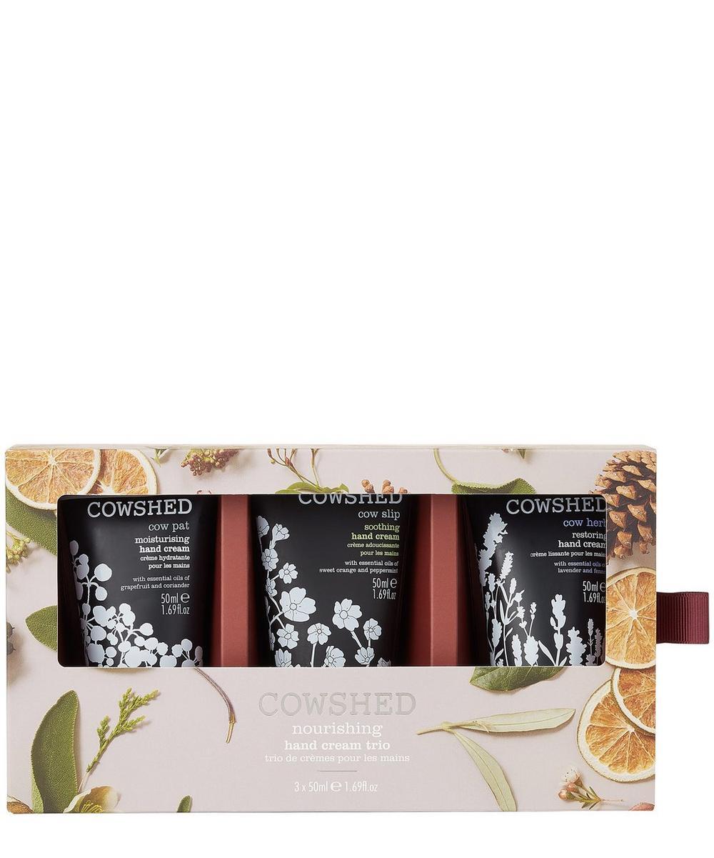 Nourishing Hand Cream Trio Gift Set