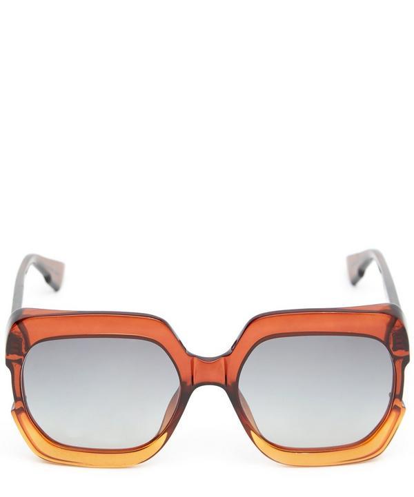 DiorGaia Square Acetate Sunglasses