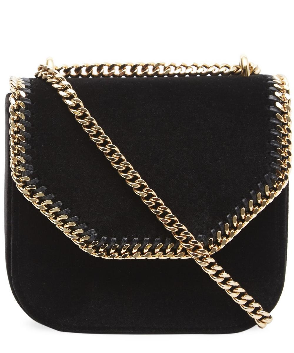 Mini Falabella Velvet Box Bag