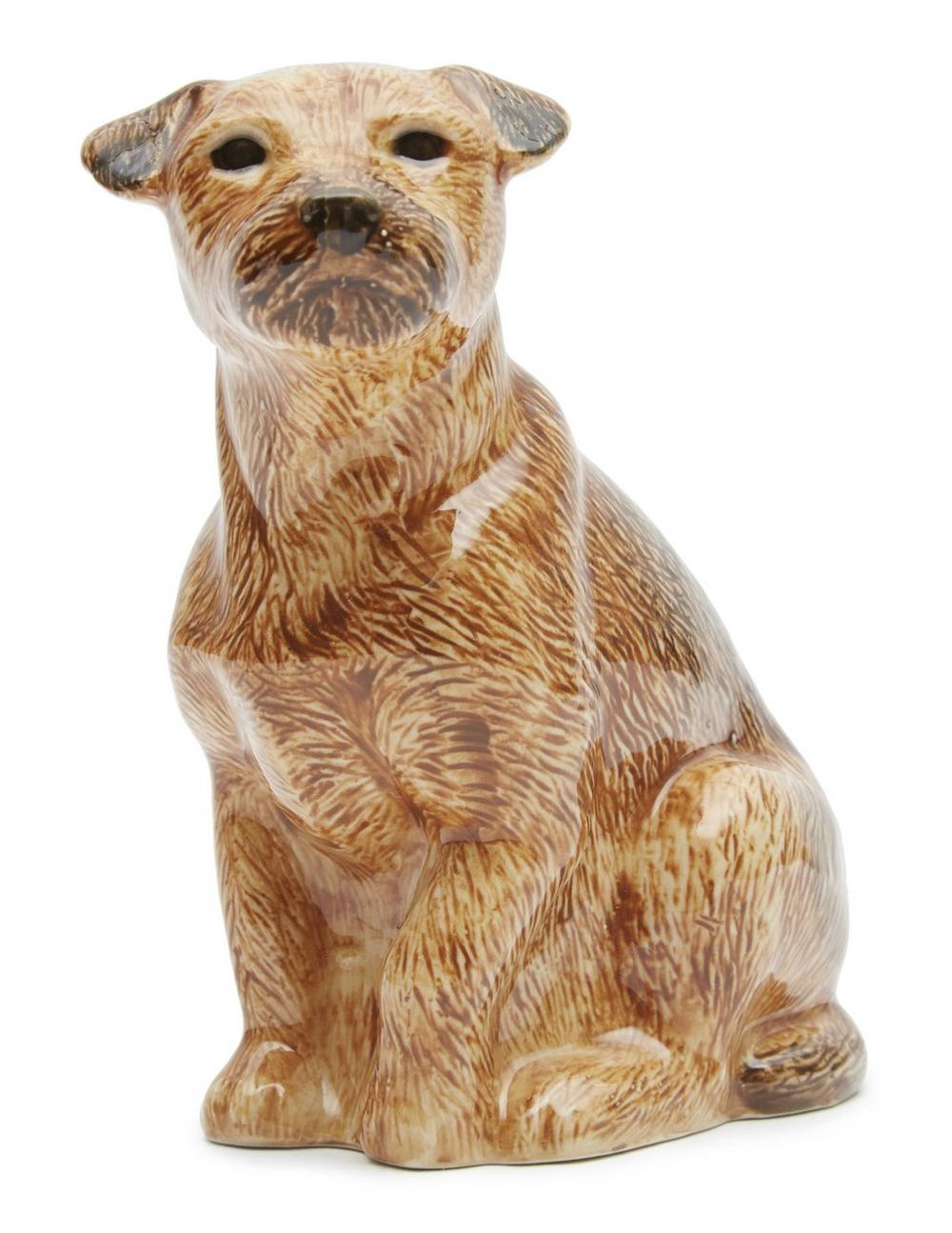 Border Terrier Money Box