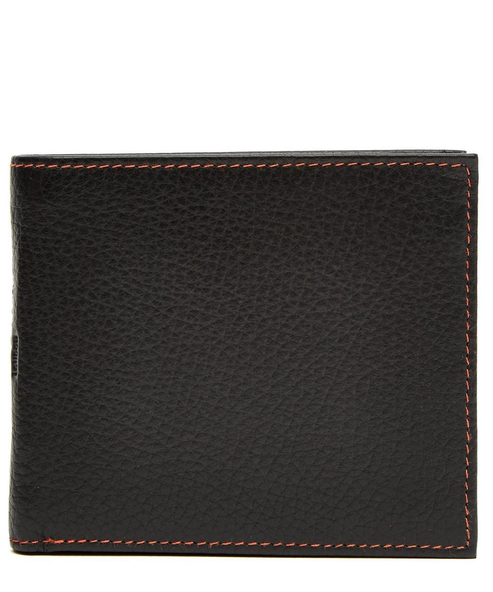 Soft Coin Leather Wallet