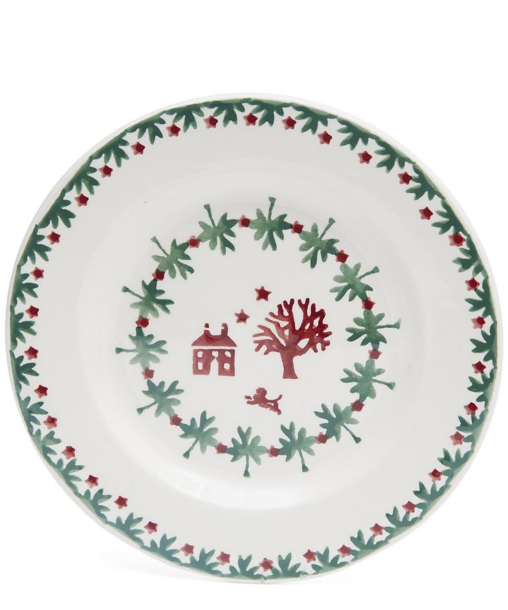 Christmas Joy 6.5 Inch Plate