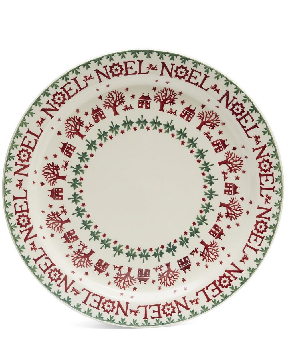 Christmas Joy Cake Plate