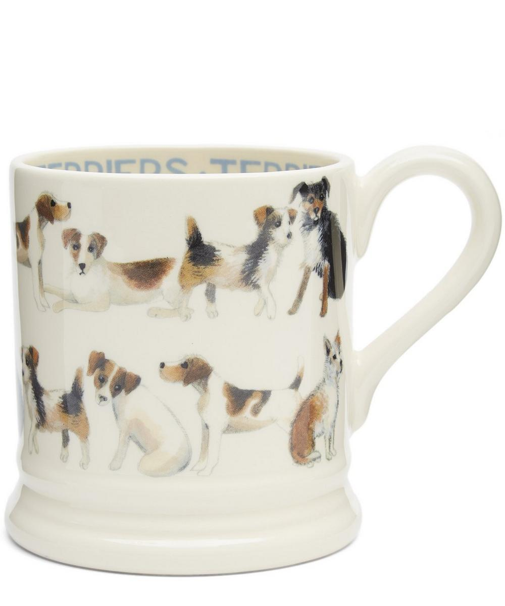 All Over Terrier Half-Pint Mug