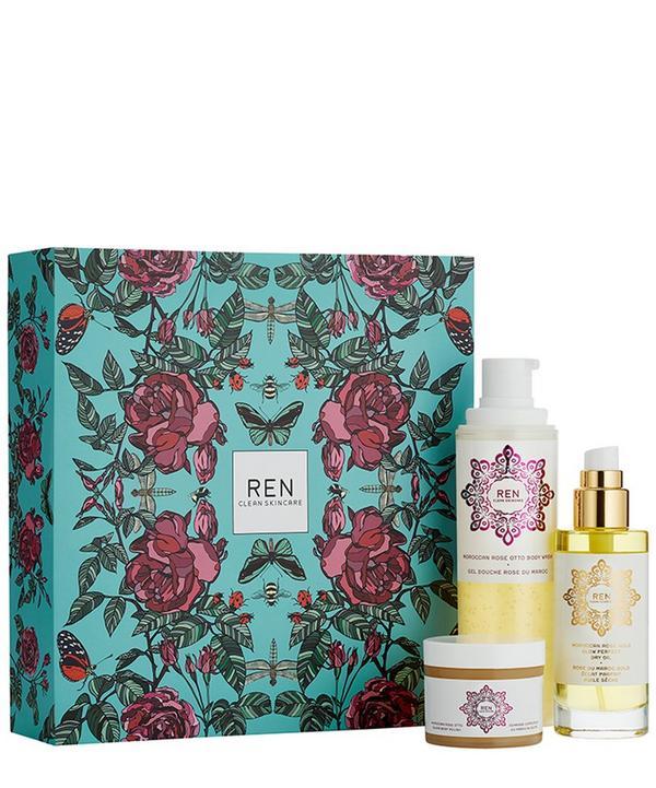 Luxury Rose Gift Set