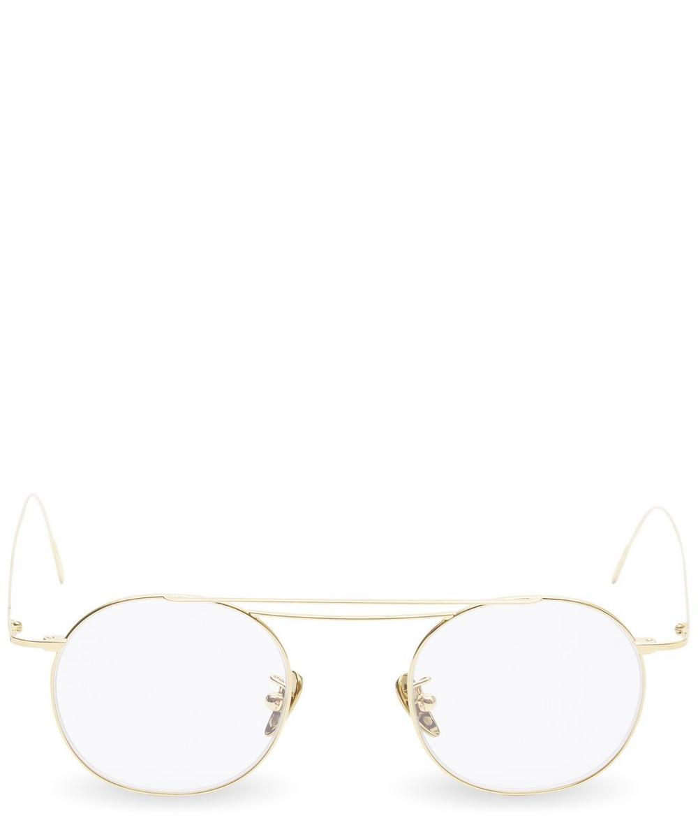 1268 Gold-Plated Glasses