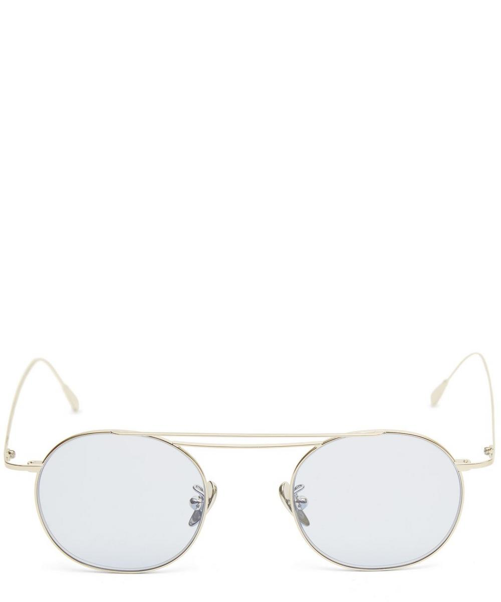 Round Aviator Glasses