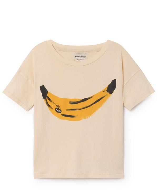 Banana Short Sleeve T-Shirt 2-8 Years