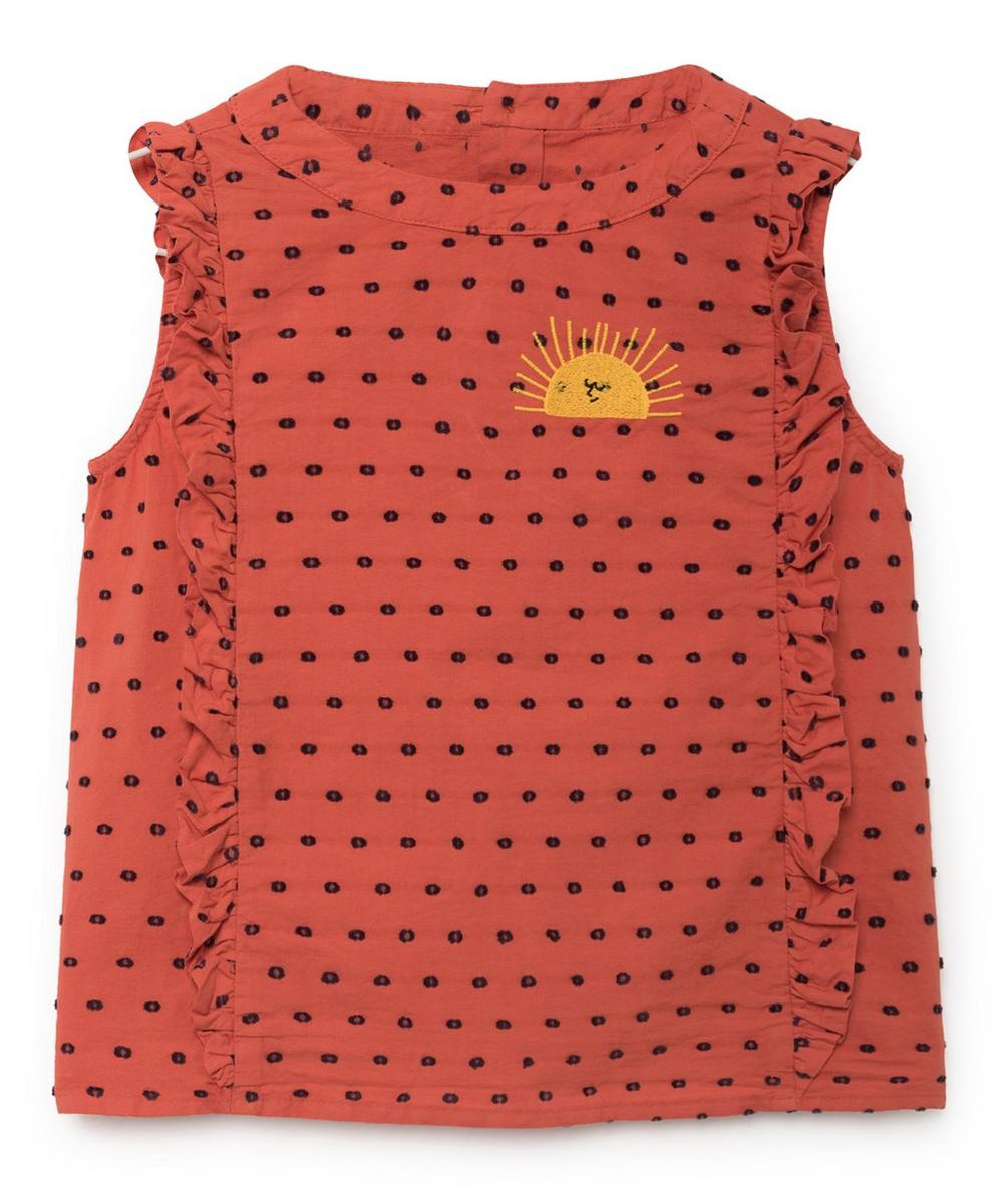 Sun Ruffles Shirt 2-8 Years