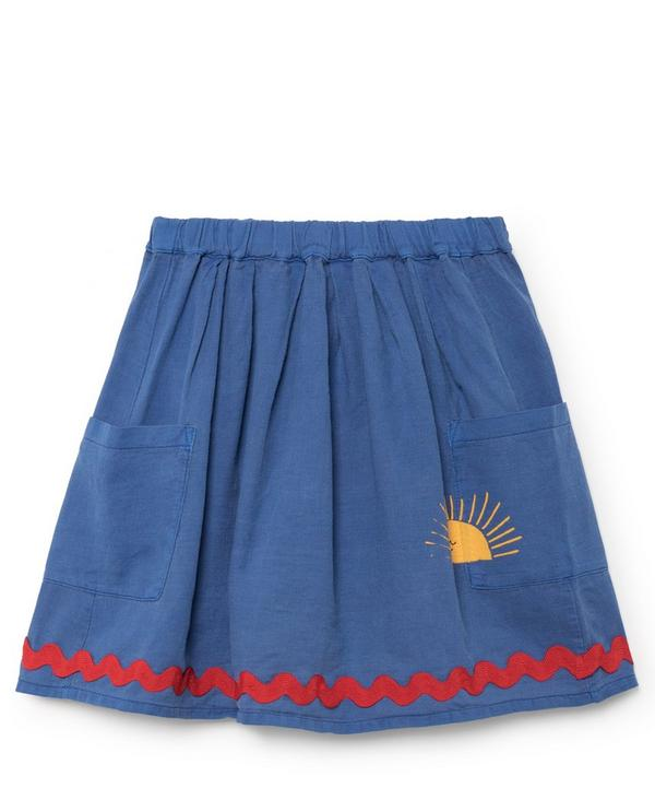 Sun Pockets Skirt 2-8 Years