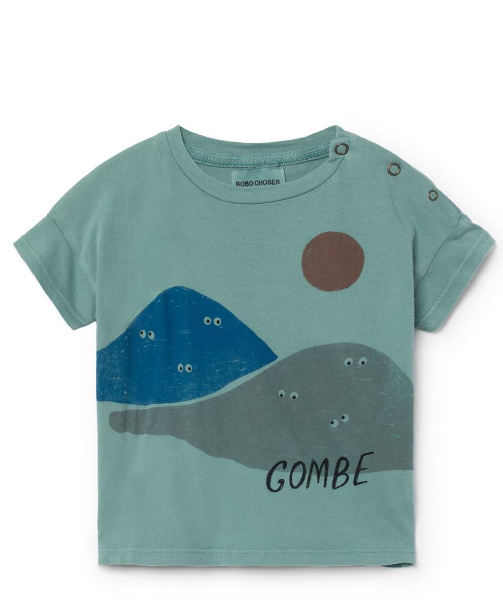 Mountains Short Sleeve T-Shirt 3-24 Months