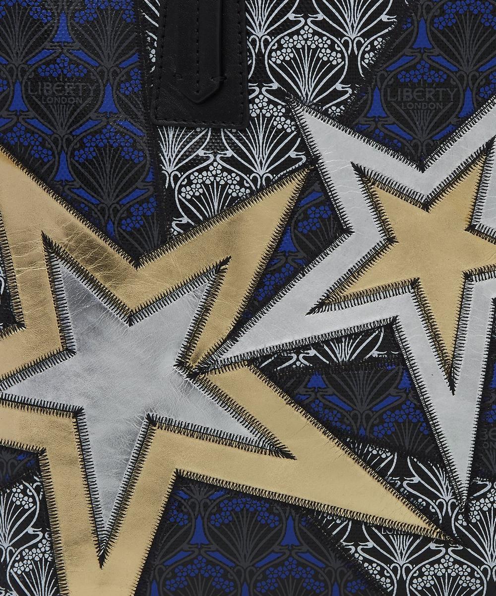 Little Marlborough Tote Bag in Stars Print