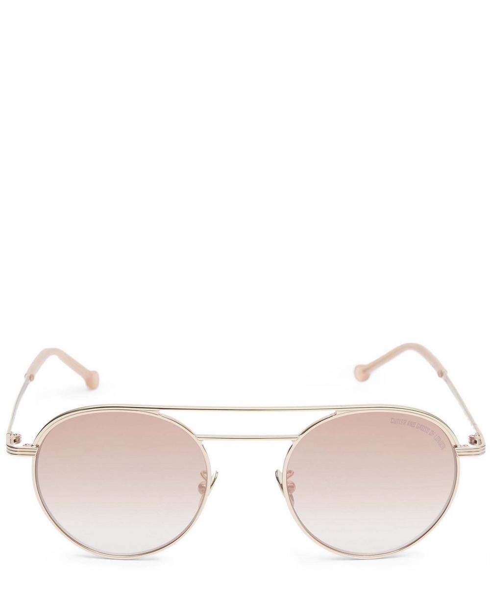 Circular Aviator 1269 Sunglasses