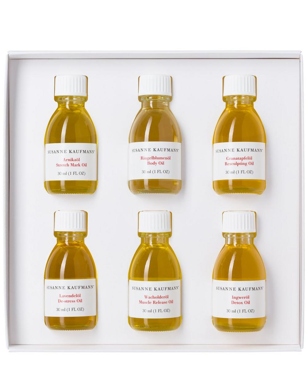 Body Oils Gift Box