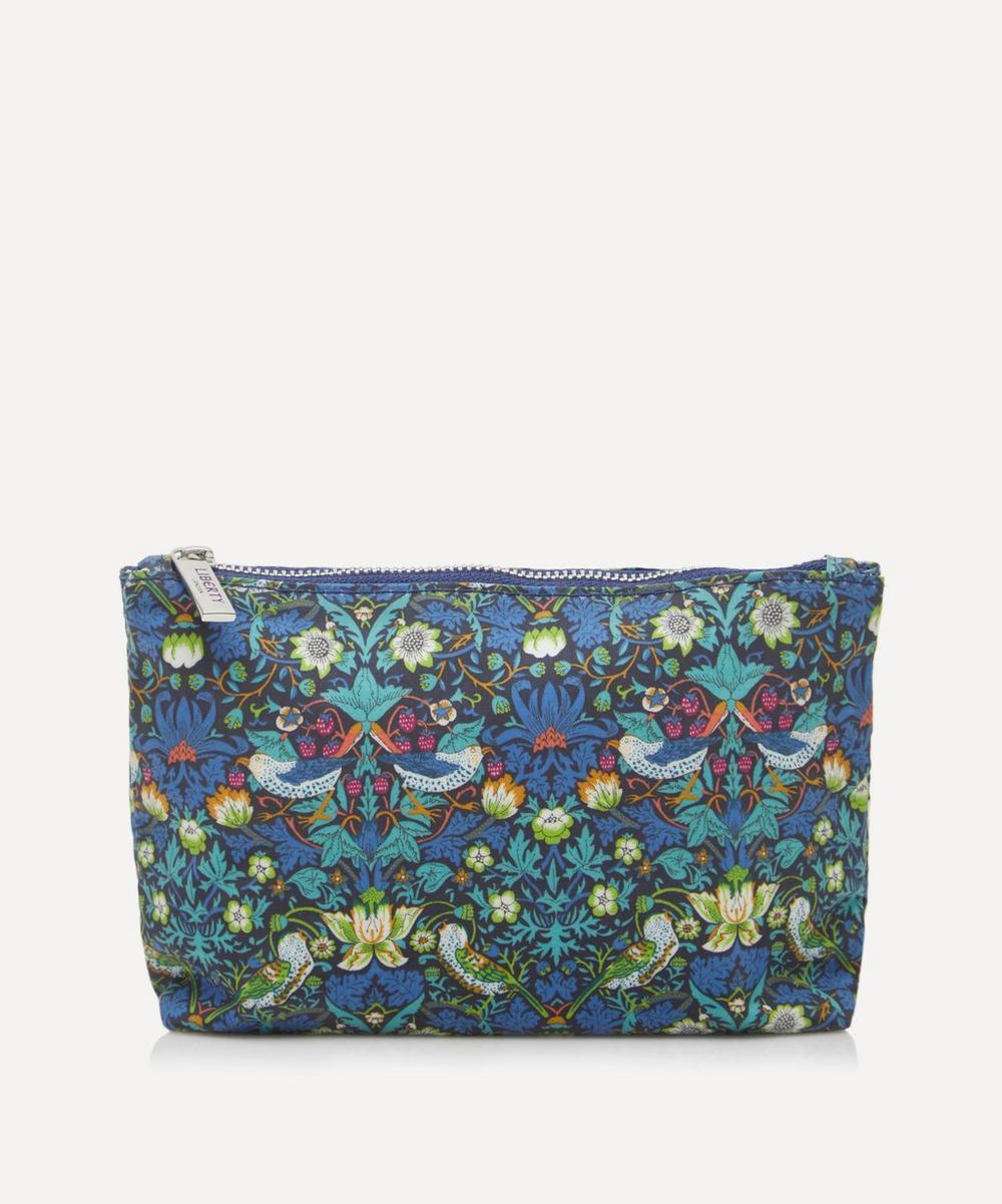 Small Strawberry Thief Wash Bag