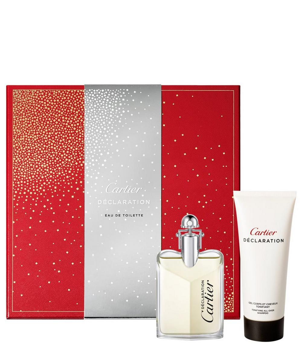 Declaration Coffret Eau De Toilette 100ml Gift Set