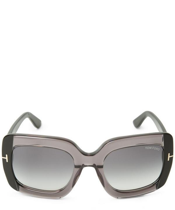 Helene Oversized Sunglasses