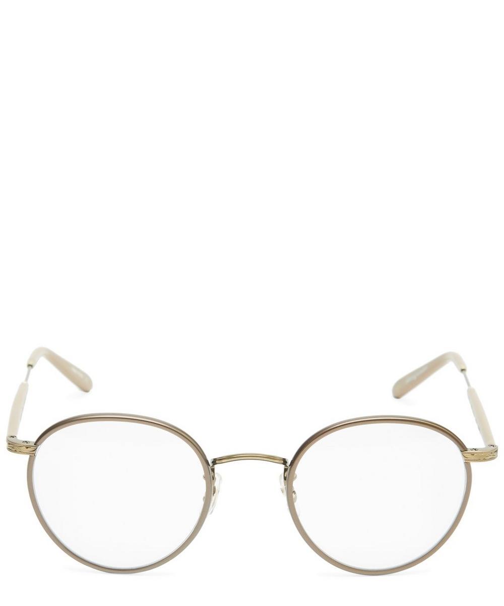 Wilson Pearl Brushed Optical Glasses