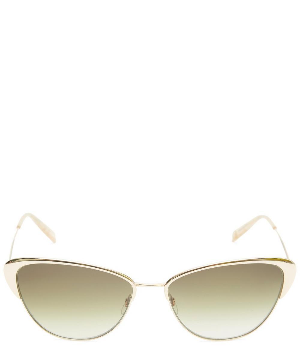 Vista Cat-Eye Sunglasses