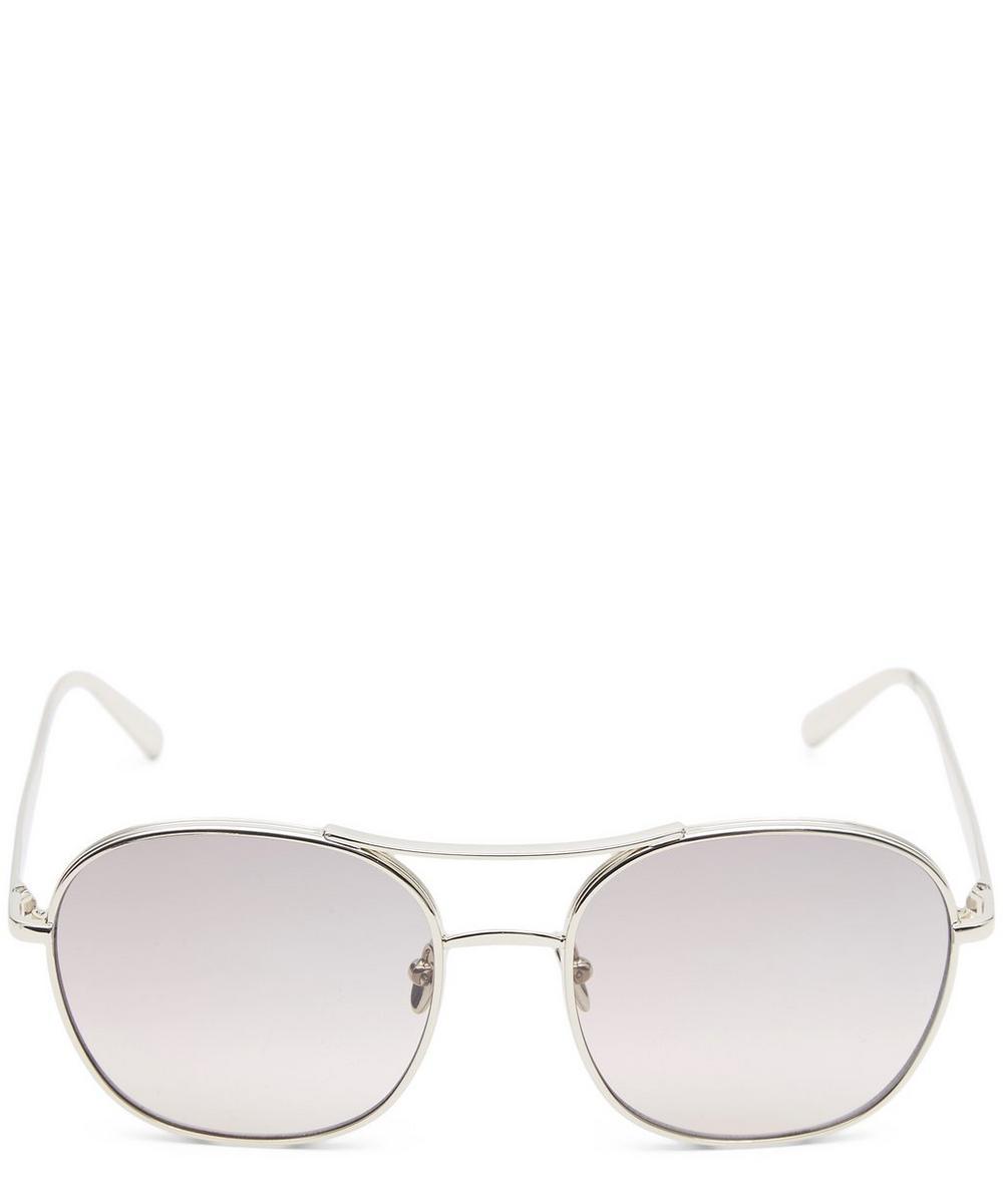 Nola Petit Aviator Sunglasses