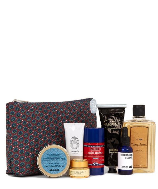 For Men Who Moisturise Christmas Wash Bag 2017