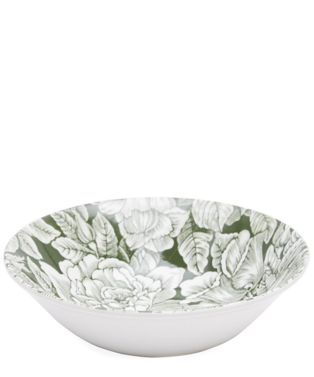 Burleigh Hibiscus Cereal Bowl