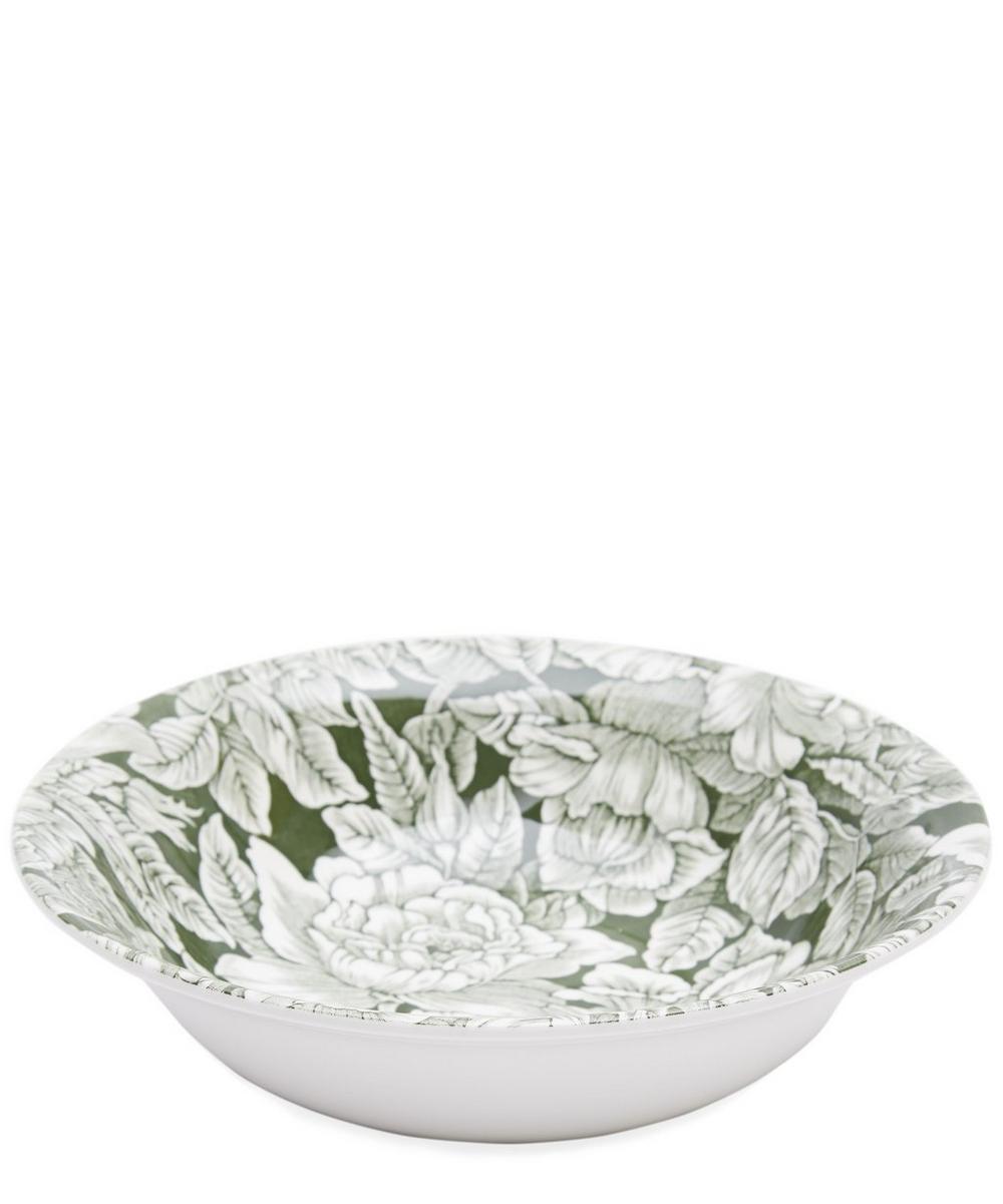 Burleigh Hibiscus Soup Bowl