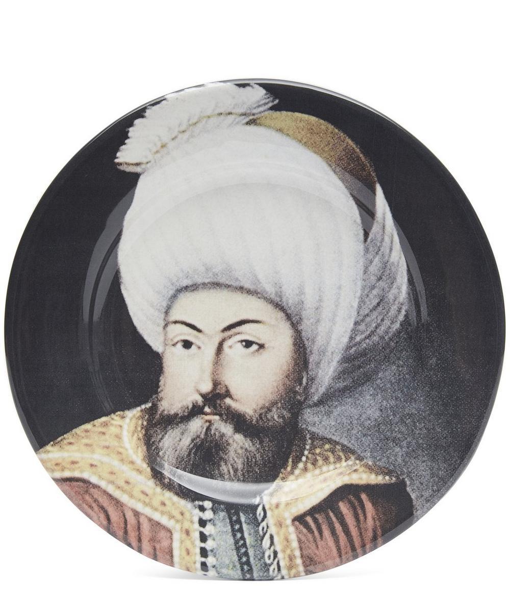 Les Ottomans Sultan 02 Plate
