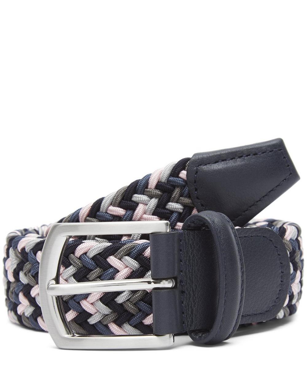 Stretch Multi Woven Belt