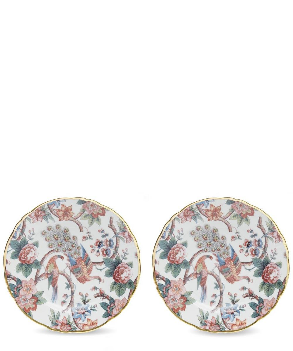 Pavone Dessert Plates Set of Two