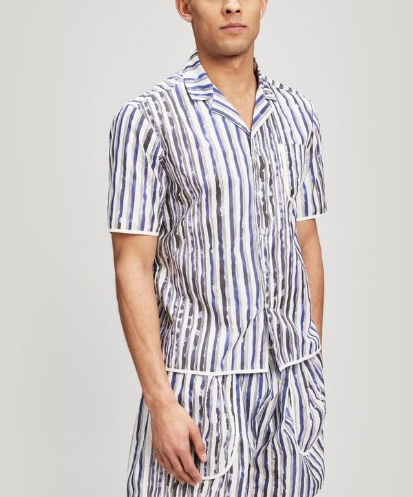 Striped Pyjama Shirt