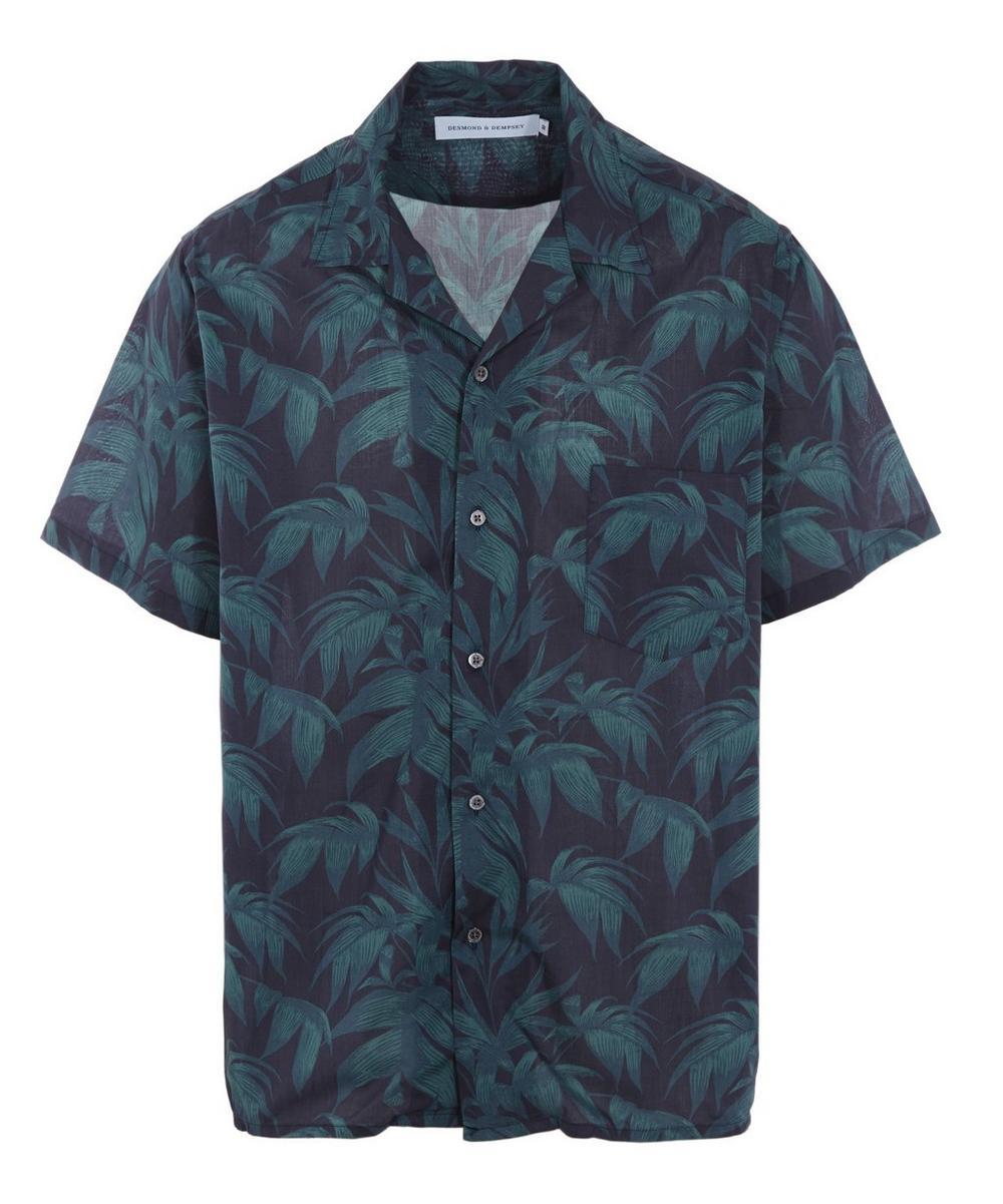 Byron Print Pyjama Shirt
