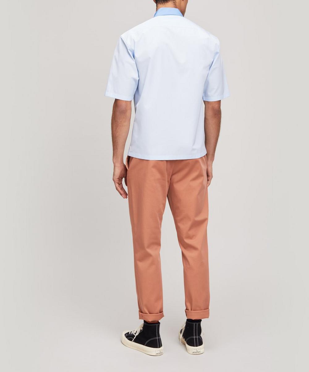 Cotton Guayabera Shirt