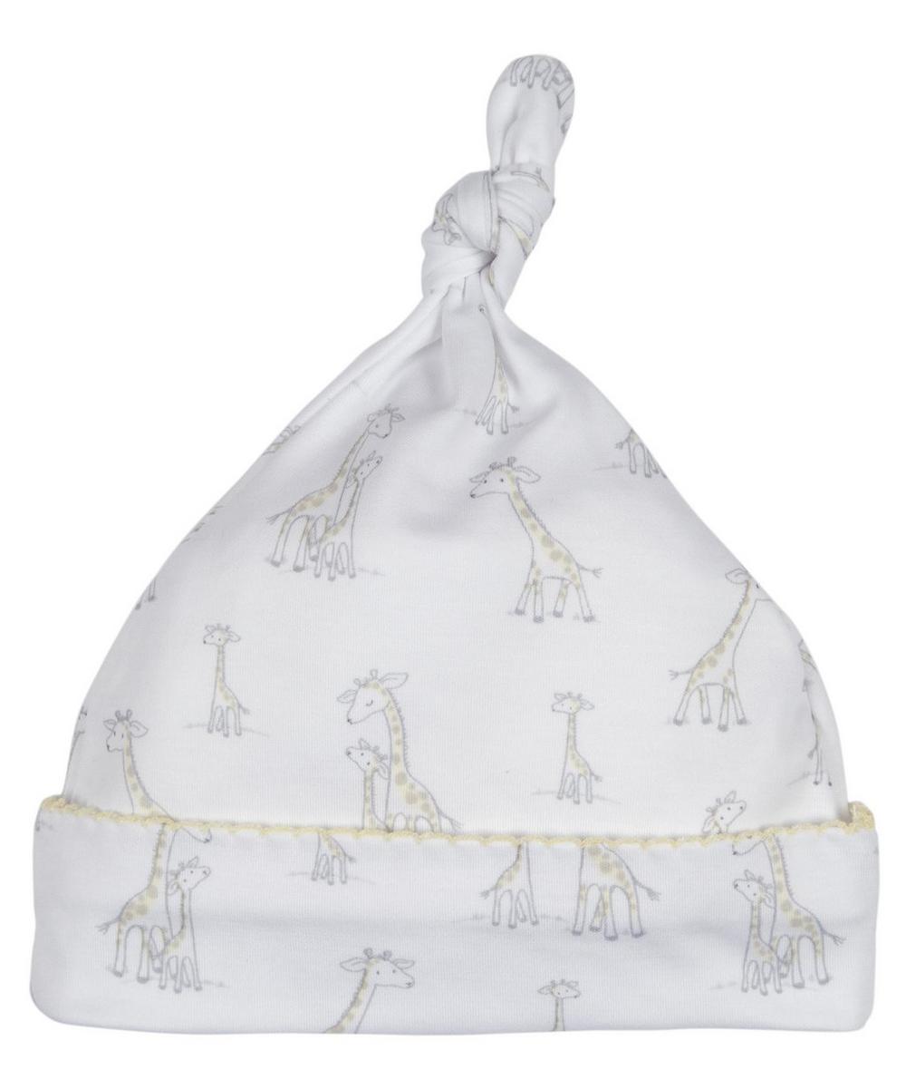 Giraffe Print Hat