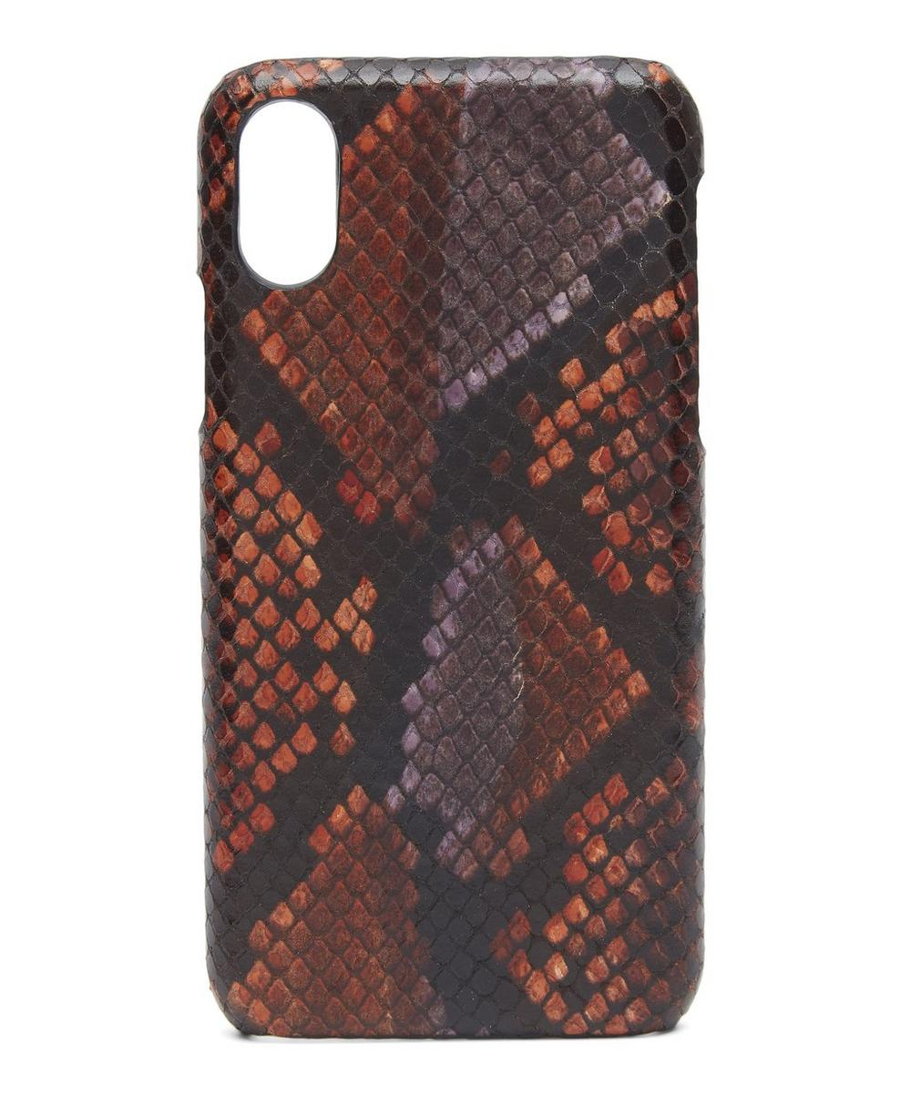 Iphone X Python Case