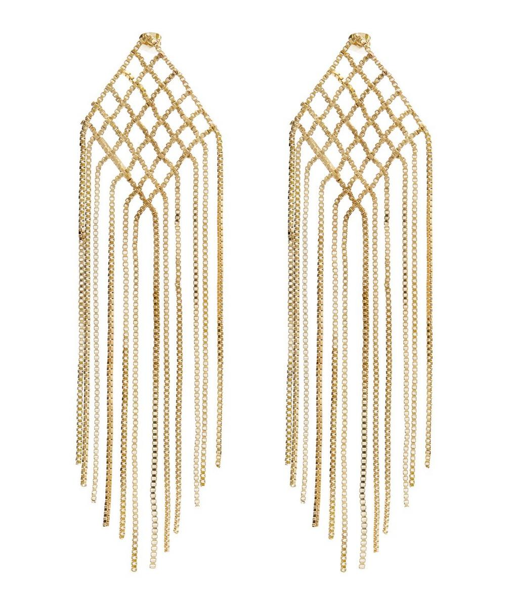 Aquilone Woven Earrings
