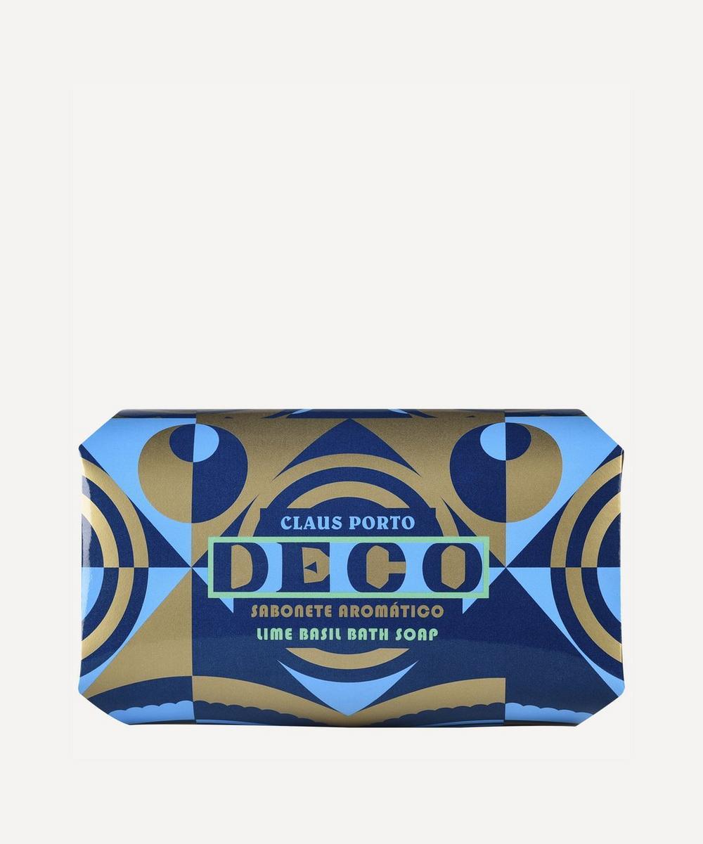 Deco Lime Basil Bath Soap 350g