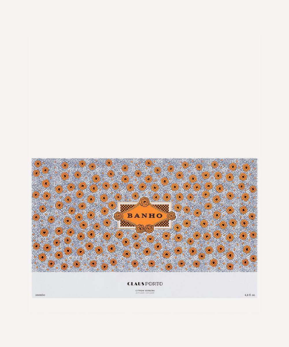 Banho Lemon Verbana Reed Diffuser 200ml