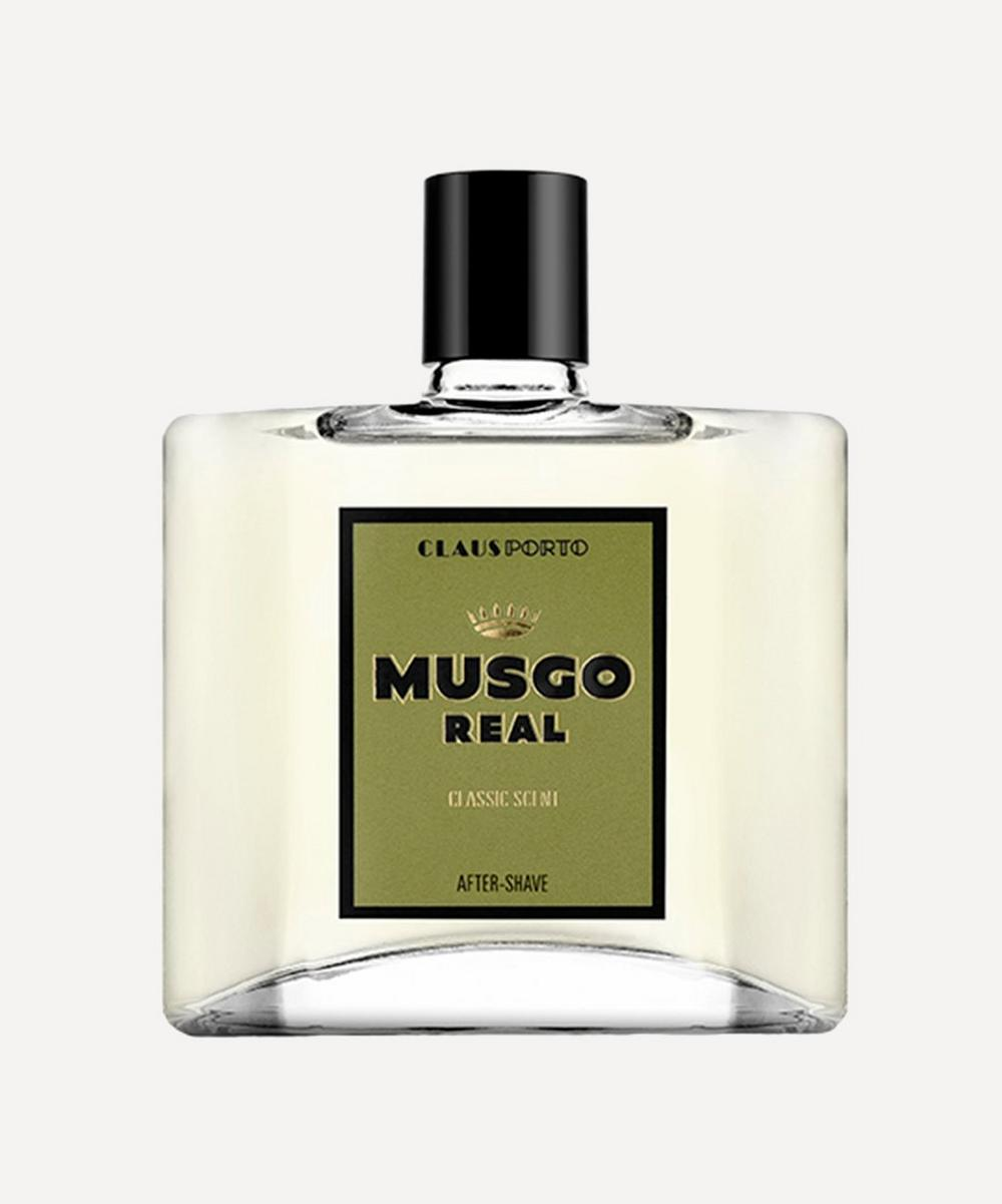 MUSGO REAL CLASSIC SCENT AFTER SHAVE 100ML