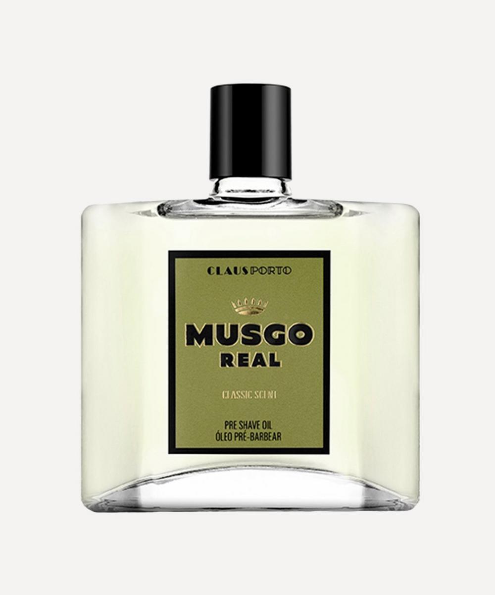 CLAUS PORTO MUSGO REAL CLASSIC SCENT PRE-SHAVE OIL 100ML