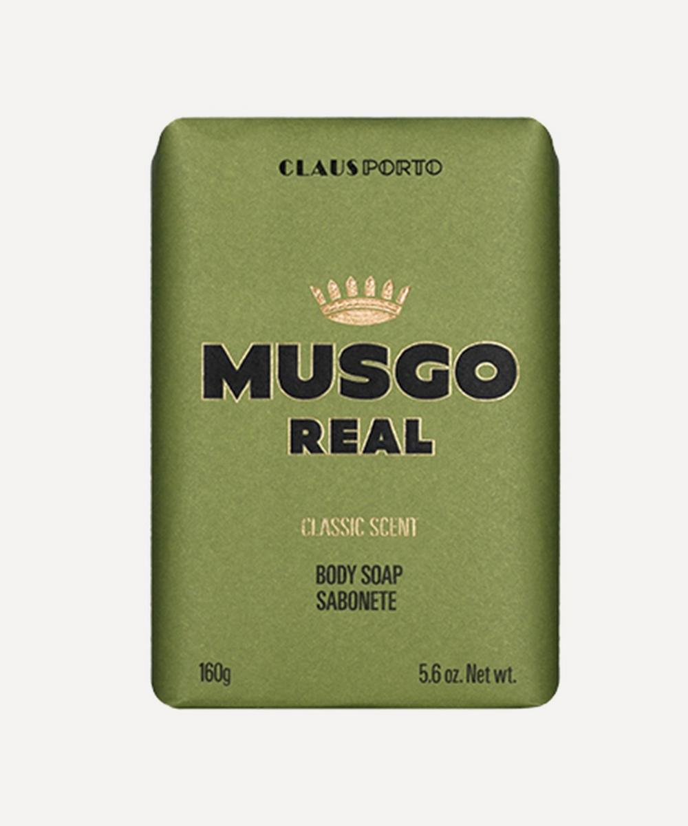 CLAUS PORTO MUSGO REAL CLASSIC SCENT BODY SOAP 160G