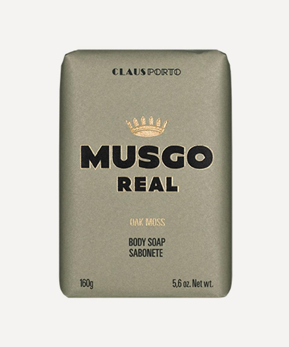 Musgo Real Oak Moss Body Soap 160g