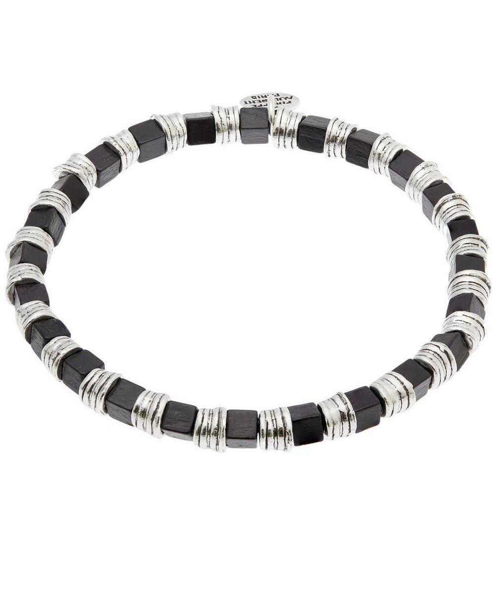 Cube Beaded Bracelet