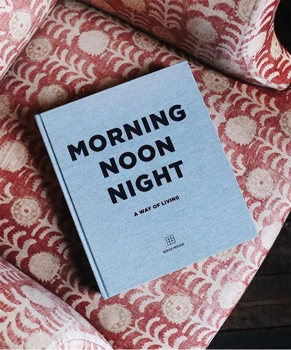Morning Noon Night Book