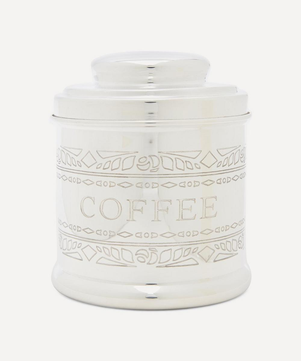 Audley Coffee Tin