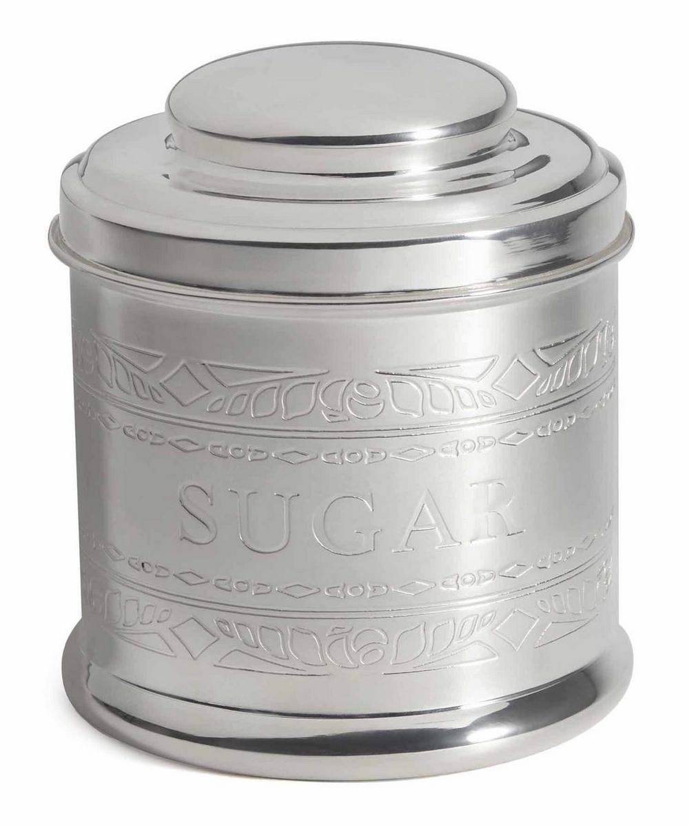 Audley Sugar Tin