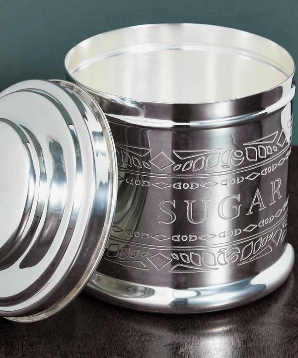 Audley Sugar Tin