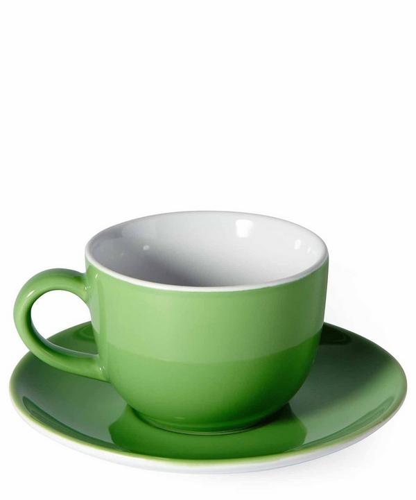 Kitchen Cappucino Cup and Saucer