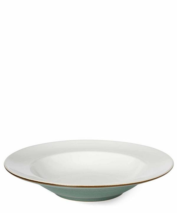 Country House Rimmed Bowl